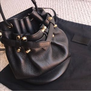 Authentic Alexander Wang Diego Small Bag (Black)